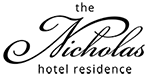 the nicholas hotel prague logo