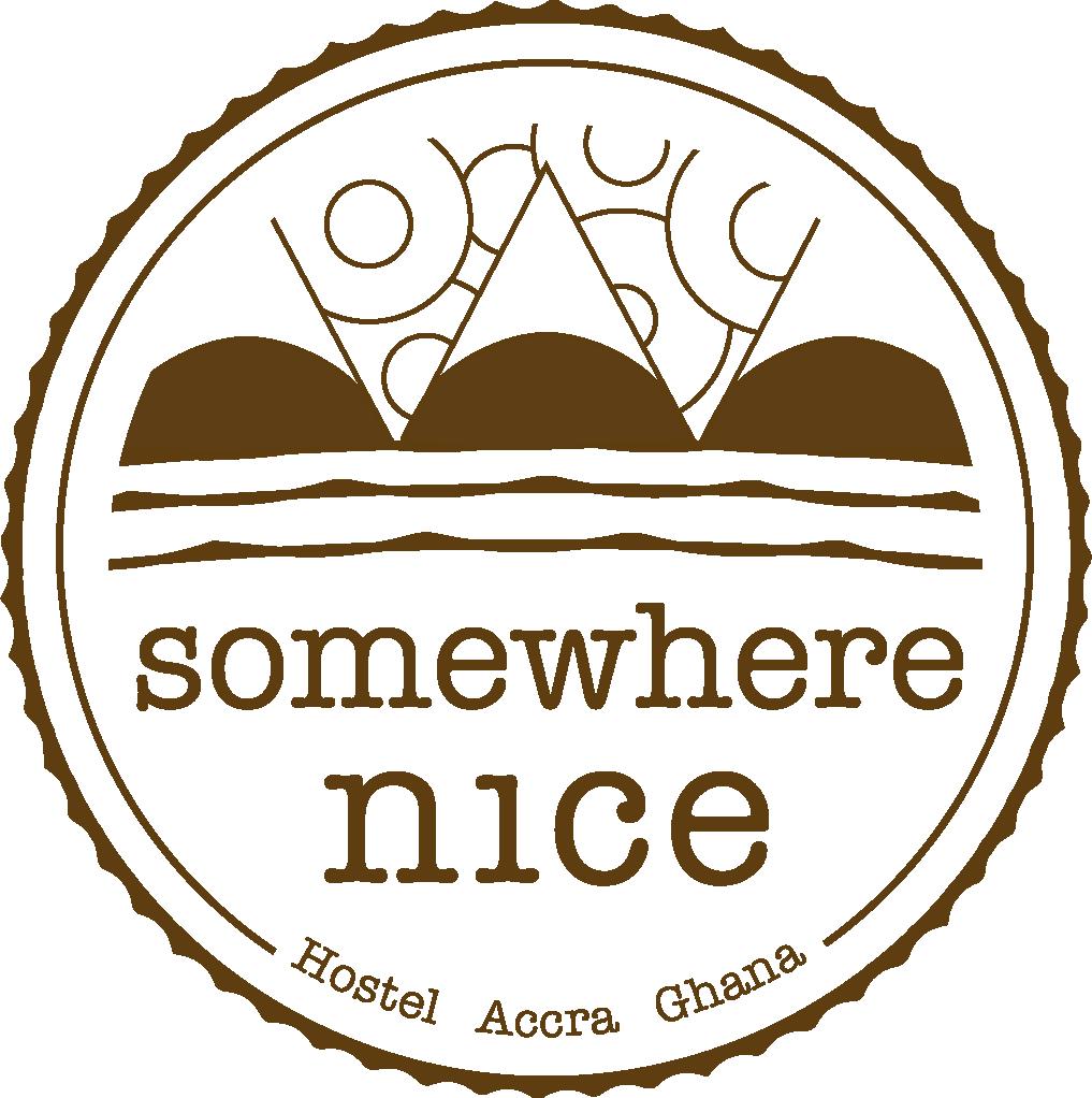 somewhere nice logo